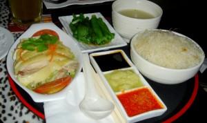 nasi ayam hainan - jakartatraveller kuliner bogor