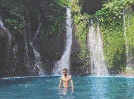 Curug Sibedill, Dusun Karangbulu Pemalang. Indonesia Traveller Guide