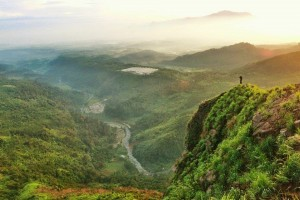 View Gunung Batu Jonggol, Bogor. Indonesia Traveller