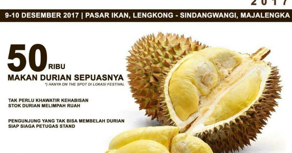 festival durian sindangwangi majalengka - indonesia traveller guide - wisata duren majalengka