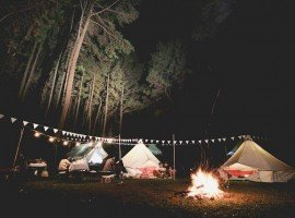 Camping di Gunung Pancar. Indonesia Traveller Guide .