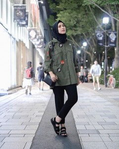 inspirasi fashion hijab traveller - indonesiatraveller.id indonesia traveller guide
