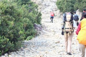 peralatan pribadi saat mendaki gunung, indonesia traveller, gunung papandayan