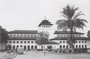 sejarah lahirnya kota bandung paris van java - indonesia traveller